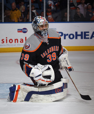 This list wouldn't be complete without Rick DiPietro.