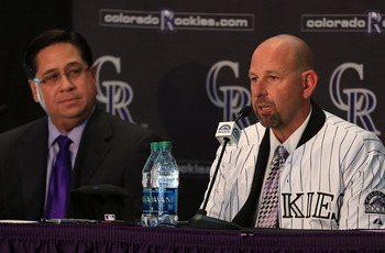 Colorado Rockies manager Walt Weiss faces long odds entering his first season.