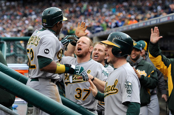 Las Vegas may be underrating the Oakland Athletics, who won 94 games in 2012.
