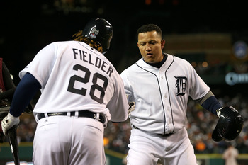 The Tigers should have a terrific lineup surrounding the AL MVP.