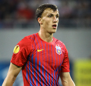 Vlad Chiriches would provide some extra competition in a leaky Southampton back line.