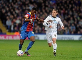 Wilfried Zaha is attracting more and more attention from bigger clubs.