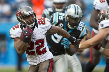 Doug Martin has elevated Tampa Bay into a top-10 offense.