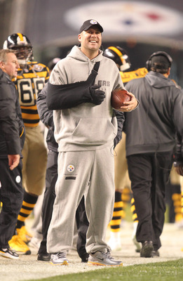 Getting Big Ben back in uniform may be the key to making the playoffs.