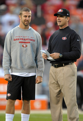 Is the Alex Smith era in San Francisco over?