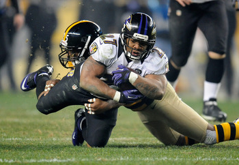 Ray Rice and the Ravens offense have endured a very disappointing season.
