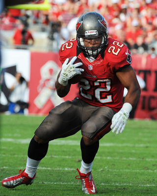 Doug Martin has helped lead the Bucs back to contention.