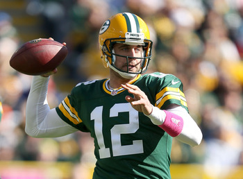 Aaron Rodgers and the Packers are still among the NFL's elite.