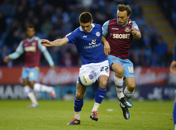 Marshall fending off Mark Noble