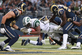 The ball control approach was futile for the Jets, who trailed 35-0 by halftime