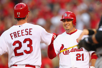 David Freese and Allen Craig were good—and healthy.