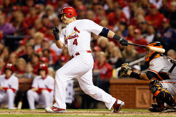 Yadier Molina is the most complete catcher in baseball.