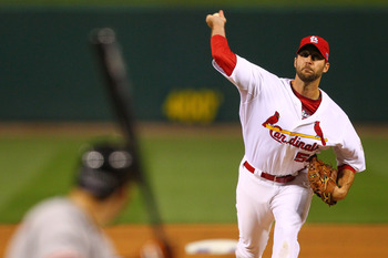 Adam Wainwright was the Cardinals' best starter in 2012.