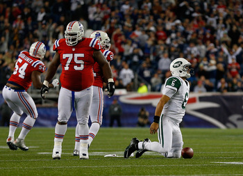 Wilfork made his presence felt against the Jets, much like he did in Week 7.