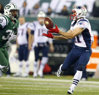 Edelman was back at it against the Jets, making plays all over the field.