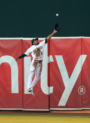 Oakland's Coco Crisp would be a perfect fit in Citi Field's spacious outfield.
