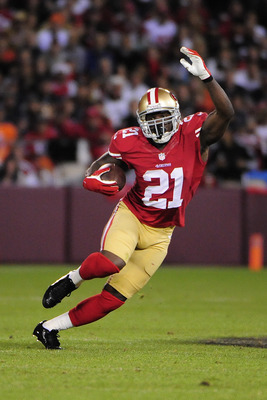 Frank Gore is an elite running back and having a great season