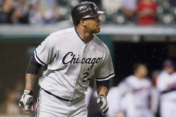 Despite their opening at third base, the White Sox plan to keep Dayan Viciedo in left.