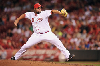 Jonathan Broxton got four saves last September in place of a fatigued Aroldis Chapman.