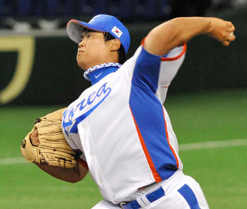 The Dodgers have until Dec. 10 to sign Ryu Hyun-jin.  Getty Images/AFP Photo
