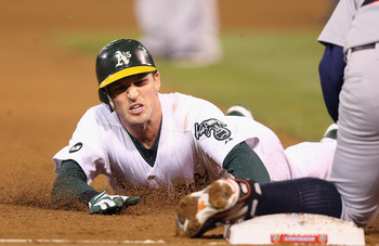 Shortstop Stephen Drew makes plenty of sense for the A's.