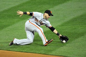 Marco Scutaro said during the season that he wanted to re-sign with San Francisco.