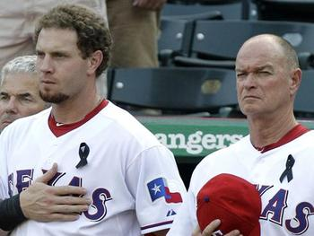 Johnny Narron was by Hamilton's side from 2007-2011.  AP Photo/Tony Gutierrez