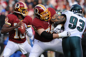 RGIII's perfect game against the Philadelphia Eagles gave his MVP candidacy a huge boost.