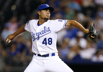Joakim Soria was one of the best closers in baseball from 2007 to 2010.