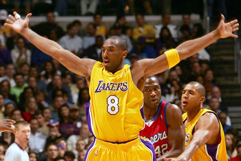 Kobe Bryant was so good, he had to triple the number on his jersey.