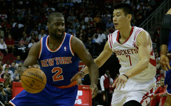 Raymond Felton had nice stats, but so did everyone else.