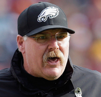 Eagle's Coach Andy Reid Knows The End Is Near