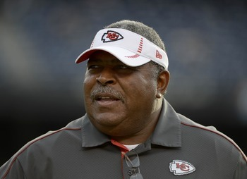 Kansas City Cheif's Romeo Crennel