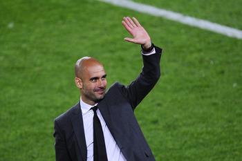 Guardiola is the most sought-after man in world football