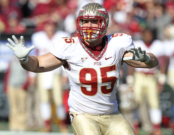 Bjoern Werner: Defensive end from Florida State