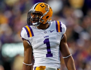 Eric Reid: Free safety from LSU
