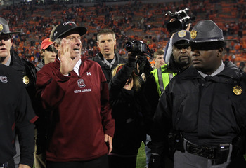 This was a win for Steve Spurrier.