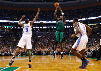 Kevin Garnett has become too much of a jump shooter
