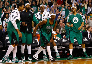 The C's need to enjoy themselves and play together