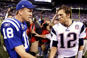Will the MVP come down to Tom Brady or Peyton Manning again?