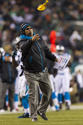 Ron Rivera's defense has been improving in Carolina.