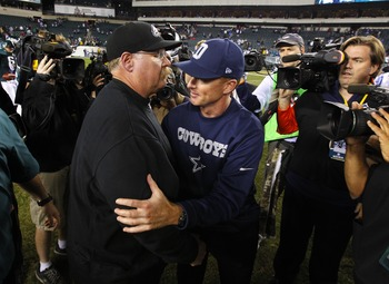 Will Jason Garrett and Andy Reid both be relieved of their jobs after the season?