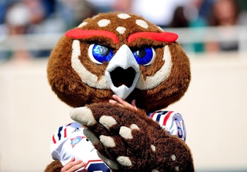The Florida Atlantic Owls were intimidating. Not.