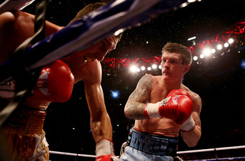 Hatton was aggressive, but to what effect?