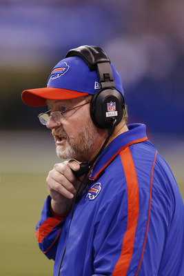 Chan Gailey and his vanilla play-calling cost the Bills against the Colts.