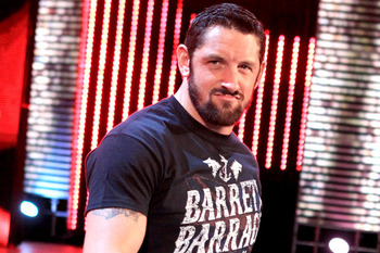 The leader of the Barrett Barrage is a lot deeper than his gruff exterior lets on. Photo Courtesy of WWE.com