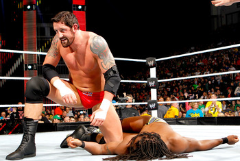 Barrett will have a chance to win the Intercontinental Championship back from Kofi Kingston at TLC. Photo Courtesy of WWE.com
