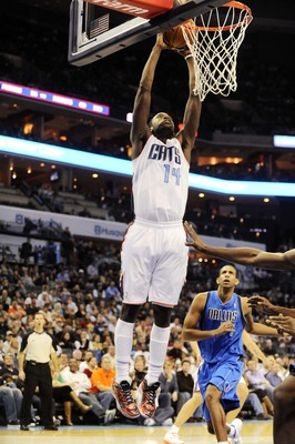 Bobcats Against Mavericks