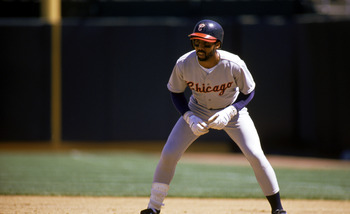 Harold Baines was drafted in 1977.