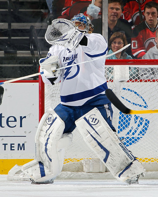 Roloson led the Bolts to the Eastern Conference Finals two years ago. Can he find that magic again in a new environment?